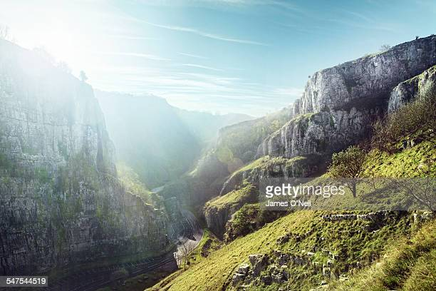 cheddar gorge - nature stock pictures, royalty-free photos & images