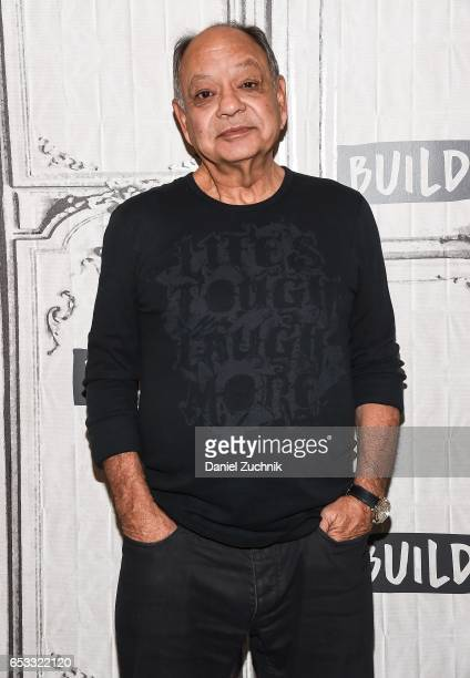 Cheech Marin attends the Build Series to discuss his new book 'Cheech Is Not My Real Name But Don't Call Me Chong' at Build Studio on March 14 2017...