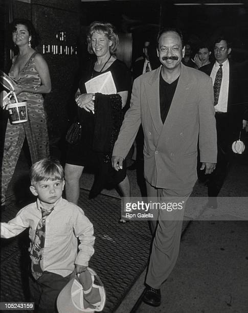 Cheech Marin Guests during Premiere of Walt Disney's The Lion King at Radio City Music Hall in New York City New York United States