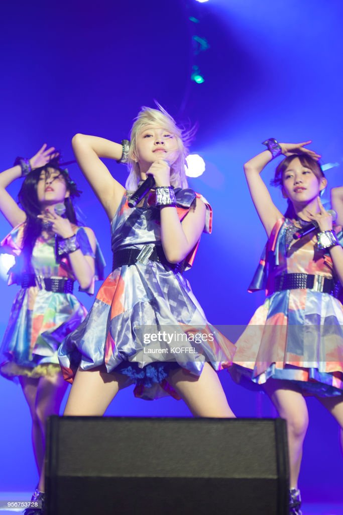 Cheeky Parade à Japan Expo 2016 : Photo d'actualité