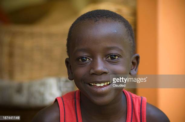 cheerful boy - uganda stock pictures, royalty-free photos & images