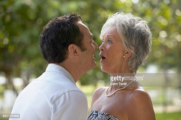 Cheerful Couple