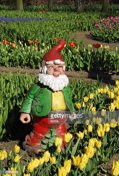 Fröhlich garden gnome