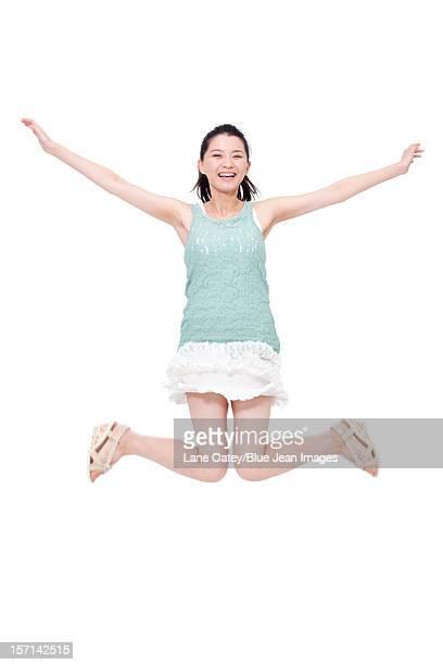 legs spread eagle woman