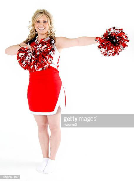 cheerleader - cheerleader up skirt stock photos and pictures