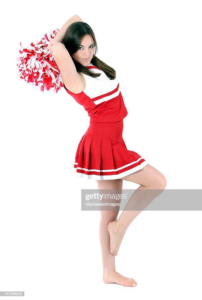 Cheerleader : Stock Photo