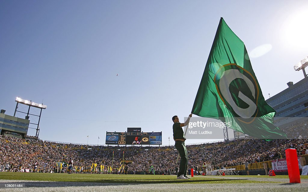 Denver Broncos v Green Bay Packers : News Photo