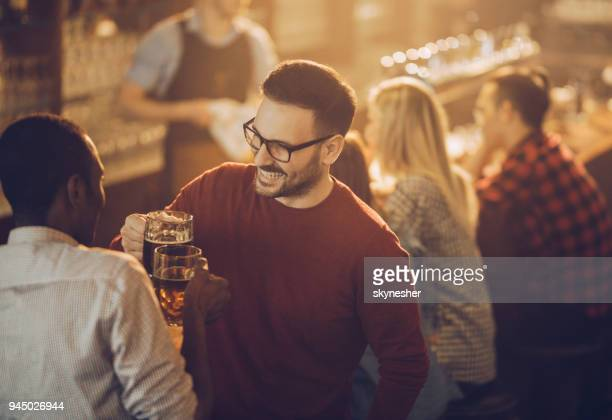 cheers my friend! - incidental people stock pictures, royalty-free photos & images