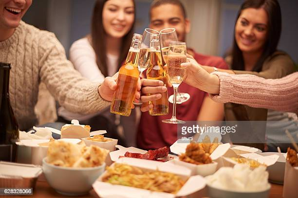 cheers - indian food stock photos and pictures