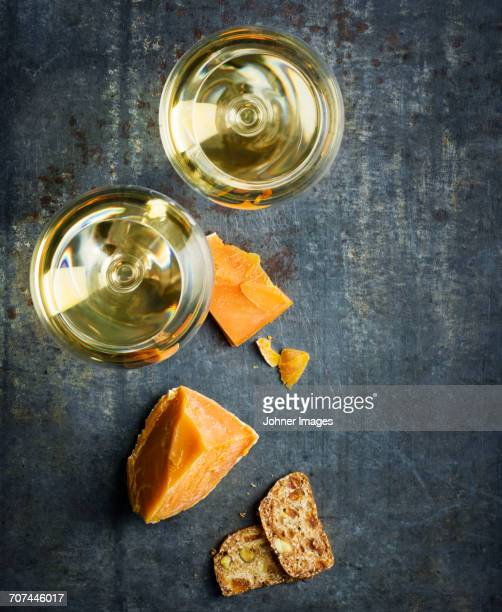 cheese and white wine - white wine stock pictures, royalty-free photos & images