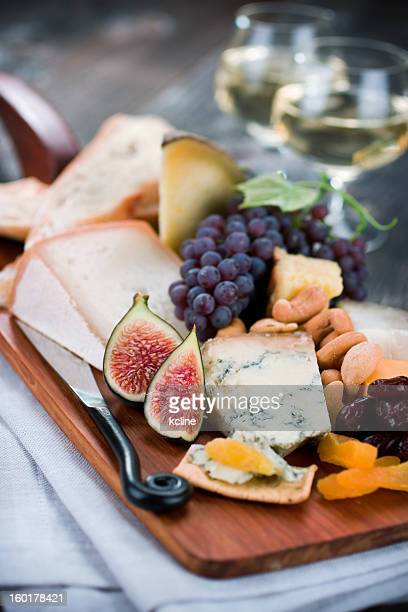 cheese and wine - artisanal food and drink stock pictures, royalty-free photos & images