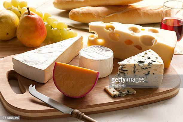 Cheese and Wine.