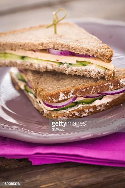 Cheese Club Sandwich