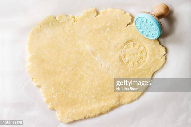 cheese cookies dough - dough stock pictures, royalty-free photos & images