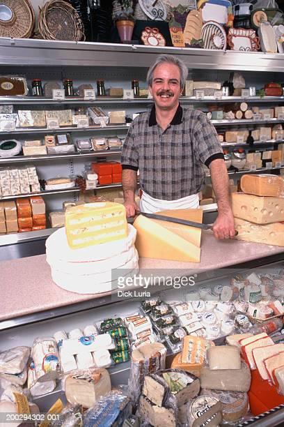 cheese in deli