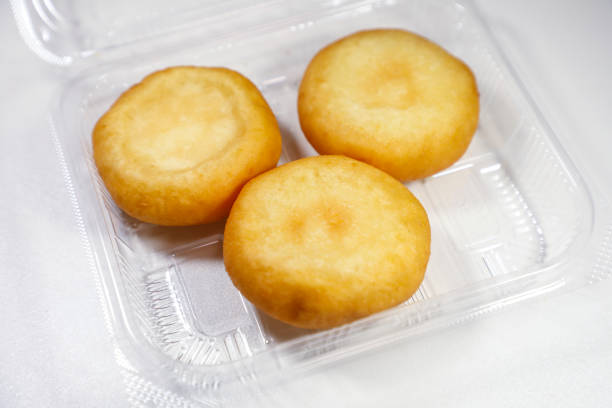 Cheese in imo mochi cake