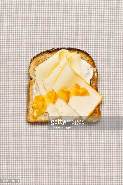 Cheese on toast