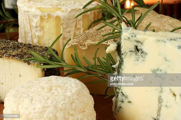 cheese - roquefort cheese stock photos and pictures