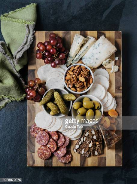 cheese platter - french food stock pictures, royalty-free photos & images