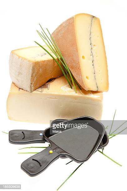 raclette de fromage