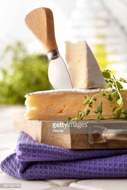 Cheese Stills: Brie and Thyme
