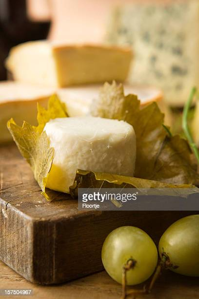 Cheese Stills: French Goat Cheese