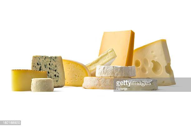 Cheese: Various Cheeses