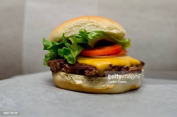 Cheeseburger The humble Burger's Priest has the third best food in Toronto according to the Zagat Survey They just opened a second branch We grab a...
