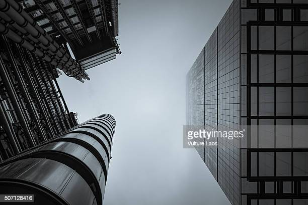 Cheesegrater building and Lloyds of London