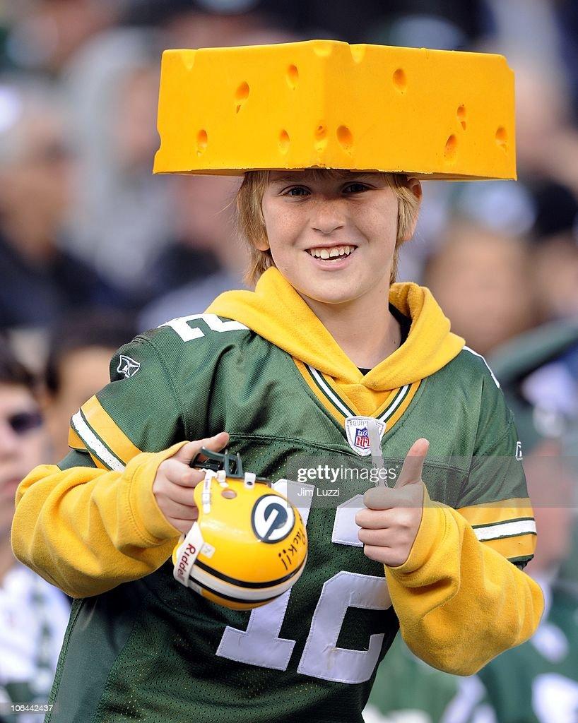 Green Bay Packers v New York Jets : ニュース写真