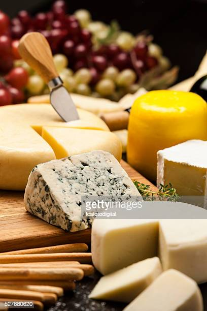 Cheeses table