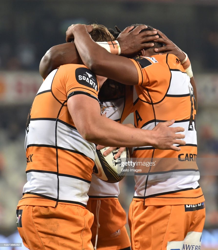Guinness Pro14: Toyota Cheetahs v Ulster : News Photo