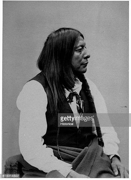 Cheevers Comanche Indian delegations 1872