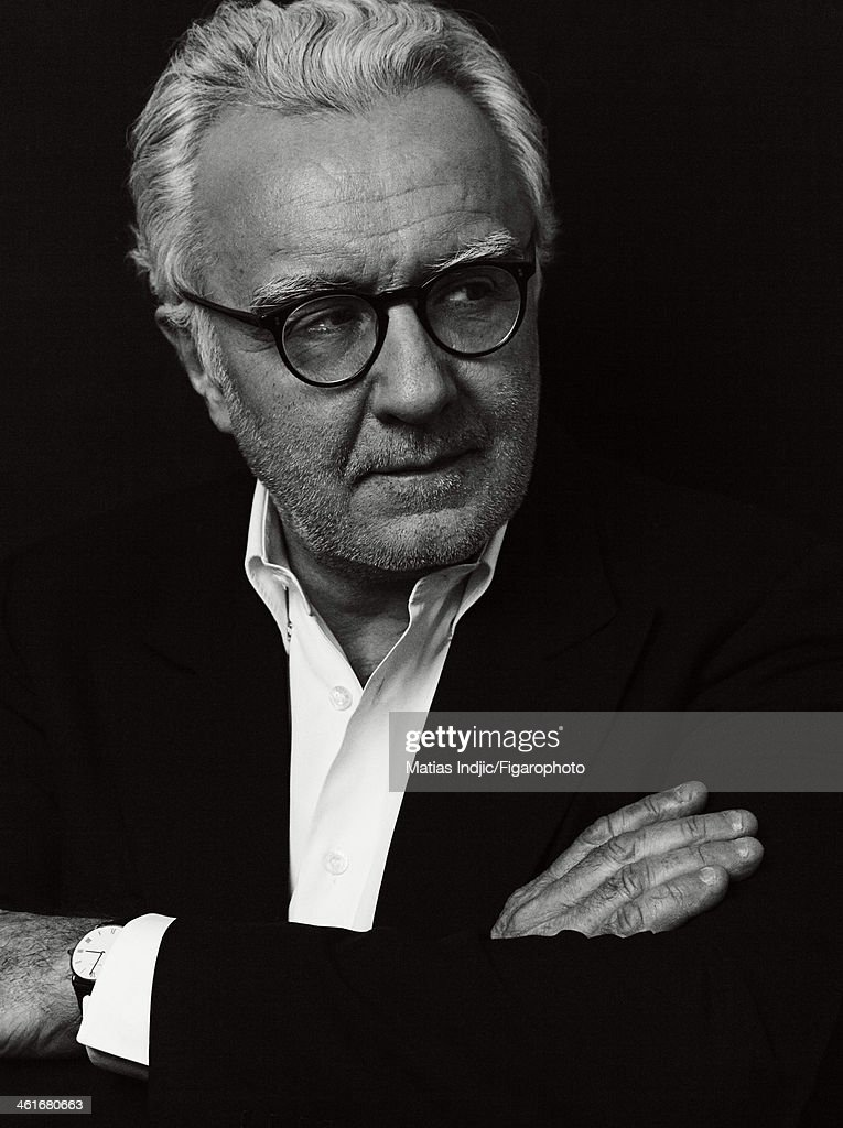 Alain Ducasse, Madame Figaro, December 27, 2013