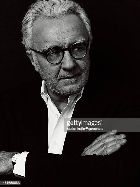 108318045 Chef Alain Ducasse is photographed for Madame Figaro on December 12 2013 in Paris France PUBLISHED IMAGE CREDIT MUST READ Matias...