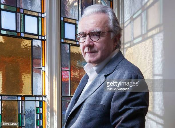 Chef Alain Ducasse is photographed for the Sunday Times magazine on March 5 2014 in London England