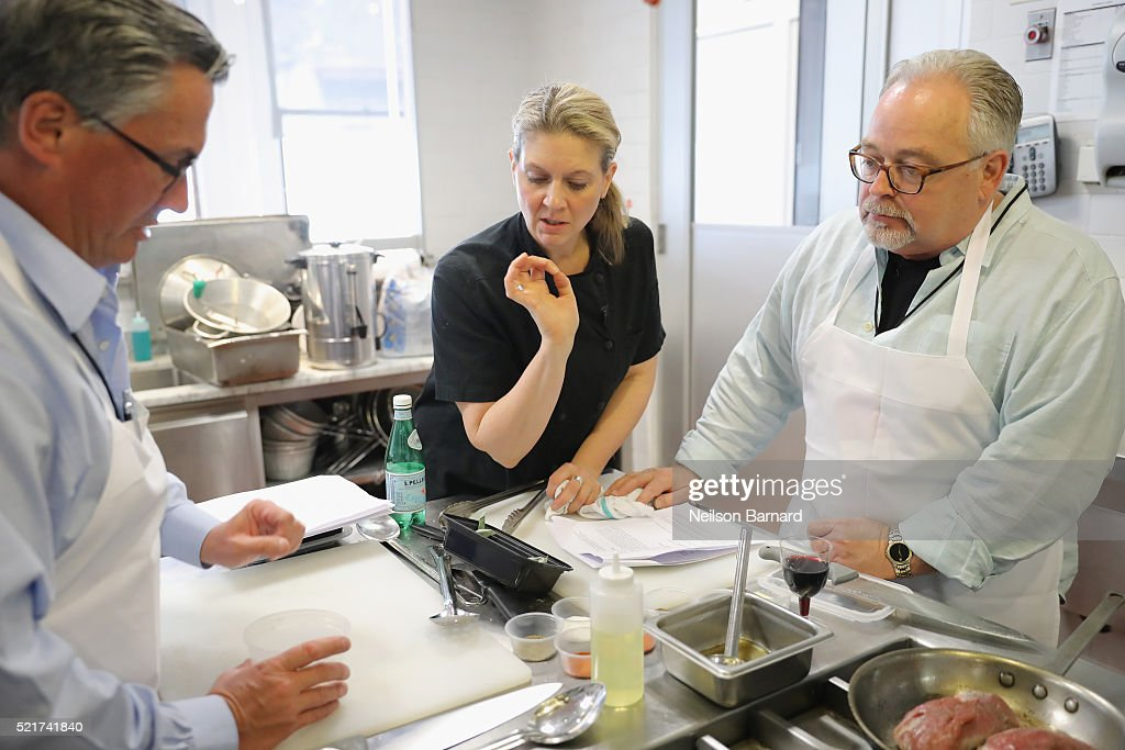 The 8th Annual New York Culinary Experience Presented By New York Magazine And The International Culinary Center - Day 1 : News Photo