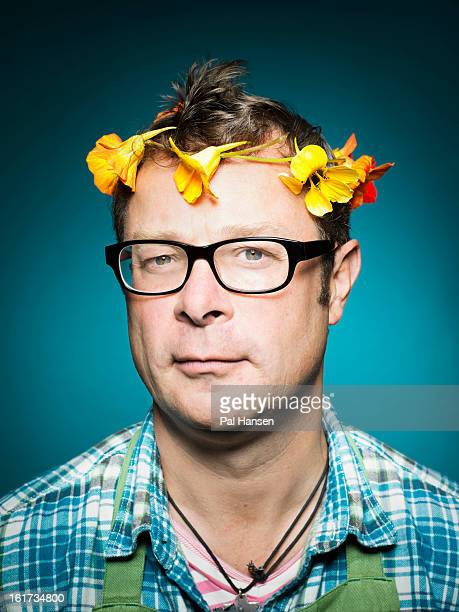 Chef and broadcaster Hugh Fearnley Whittingstall is photographed for the Observer on September 20 2012 in London England