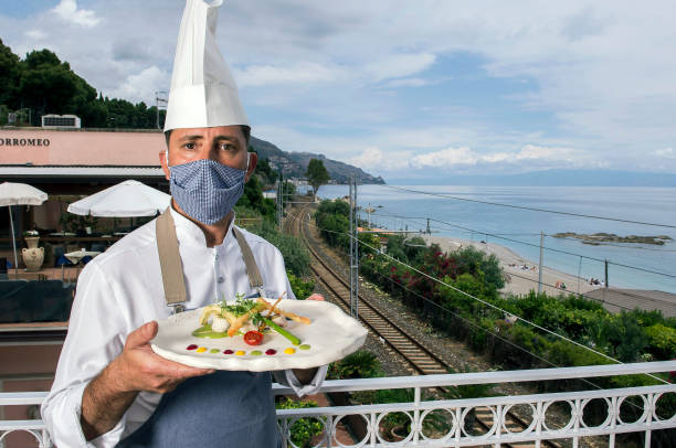 ITA: Chef Pietro D'Agostino Portrait