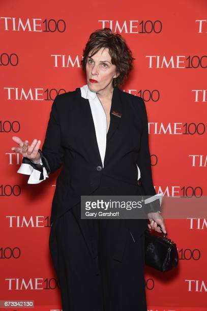 Chef and restaurateur Barbara Lynch attends the Time 100 Gala at Frederick P Rose Hall Jazz at Lincoln Center on April 25 2017 in New York City