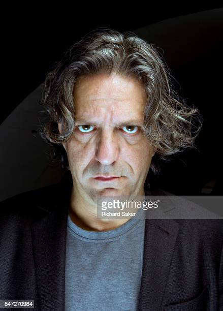 Chef and restaurateur Giorgio Locatelli is photographed for the Observer on January 31 2012 in London England