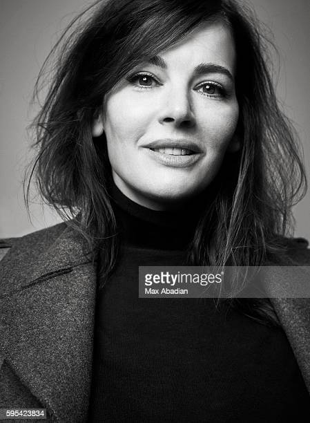 Chef and television personality Nigella Lawson is photographed for Red magazine on September 16 2015 in London England Published Image