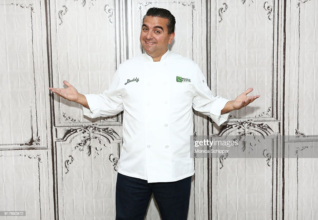 "The Build Series Presents Buddy Valastro Discussing His New ""Rethink Sweet"" Project"