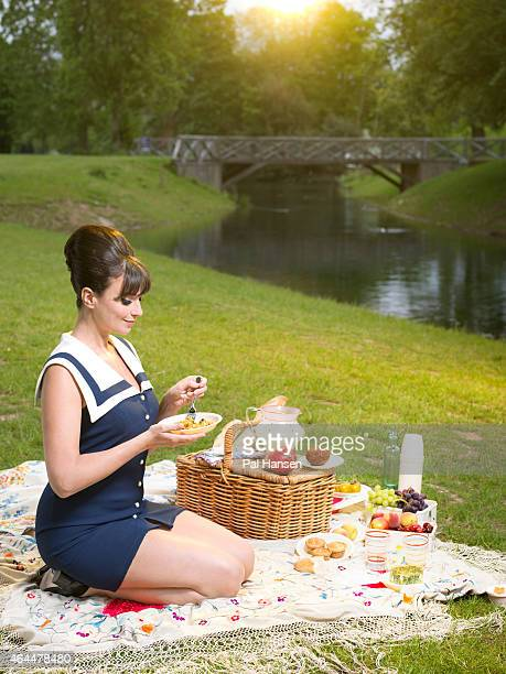 Chef and tv personality Gizzi Erskine is photographed for the Observer on May 22 2013 in London England