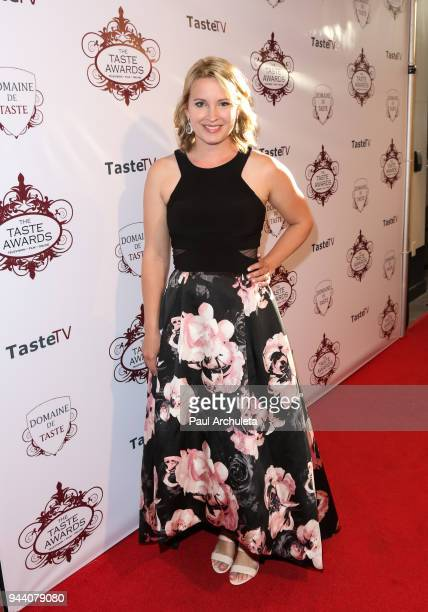 Chef Anna Olson attends the 9th annual Taste Awards Dinner at Viale Dei Romani on April 9 2018 in West Hollywood California
