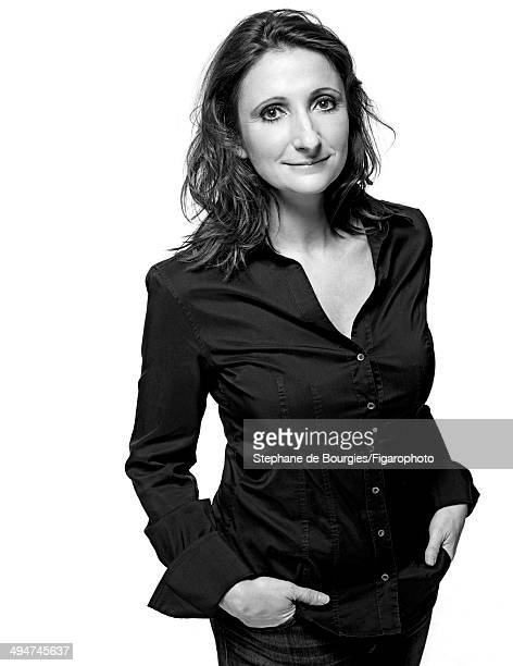109723002 Chef AnneSophie Pic is photographed for Madame Figaro on April 7 2014 in Paris France PUBLISHED IMAGE CREDIT MUST READ Stephane de...