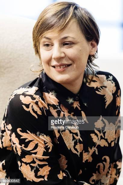 Chef Antonia Klugmann attends 'Tempo Di Libri' book show on March 8 2018 in Milan Italy