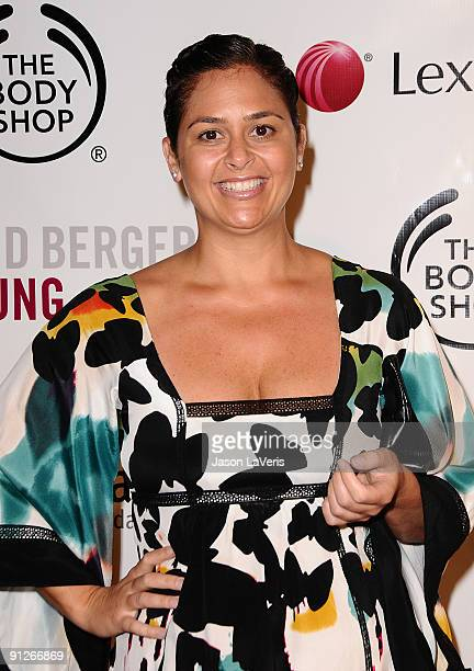 Chef Antonia Lofaso attends the 2nd annual An Evening Of Hopes And Dreams Somaly Mam benefit on September 29 2009 in Beverly Hills California