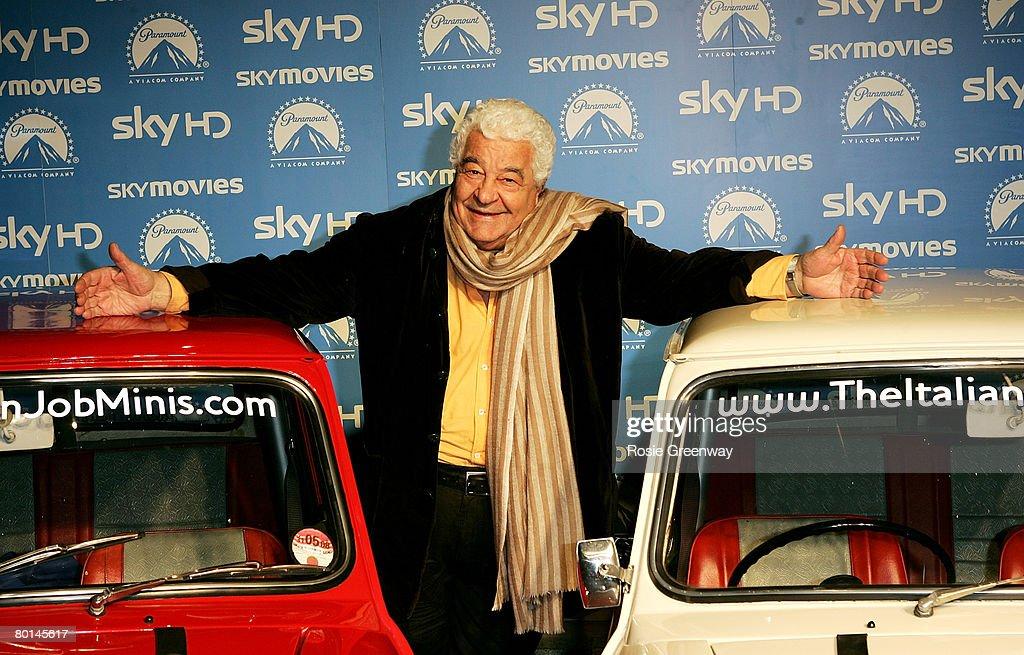 The World Premiere Of 'The Italian Job' in HD