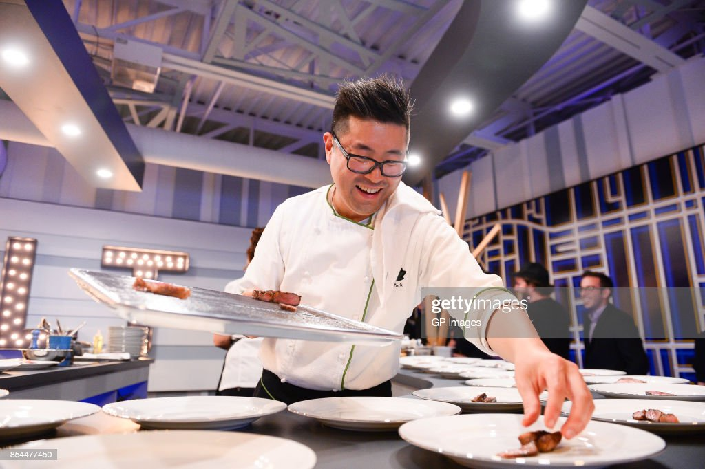 Chef Antonio Park attends the AMEX presents The Cobalt
